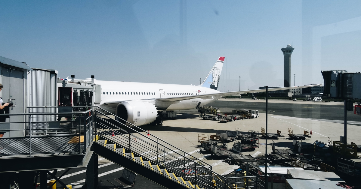 Flight Review: Norwegian DY7098 B787 Premium Cabin LAX - CDG