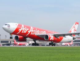 Air Asia X plane