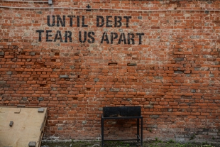 debt tear us apart