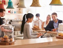 Spending Cafe