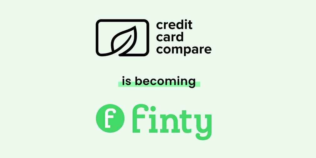Credit Card Compare is becoming Finty.com