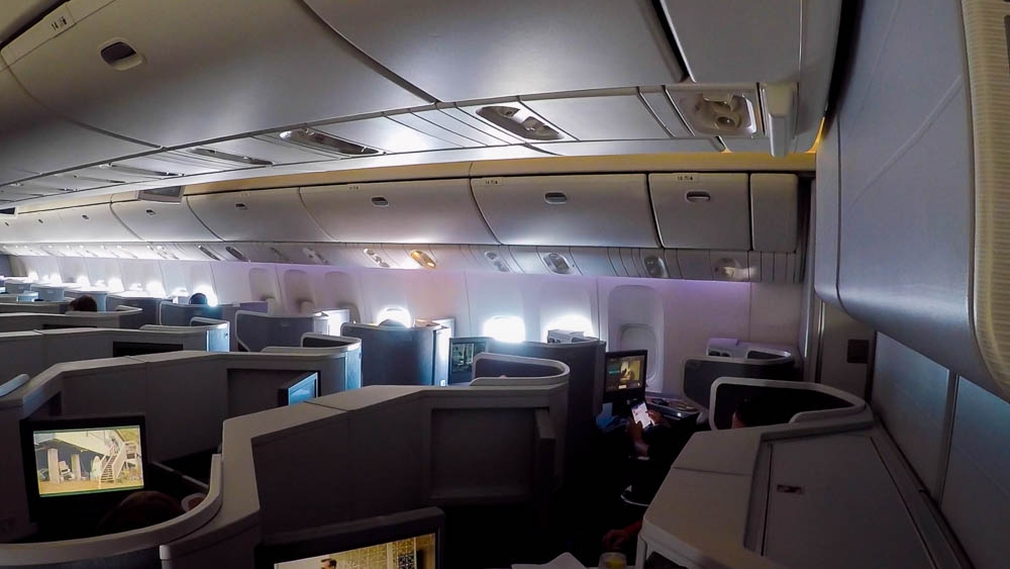 Flight Review: Red-Eye AA72 Business Class (SYD-LAX)