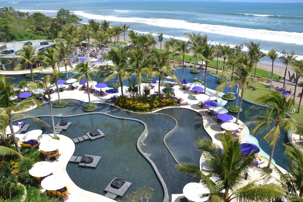 The W Hotel Bali Seminyak