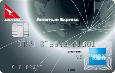 American Express Qantas Ultimate Credit Card