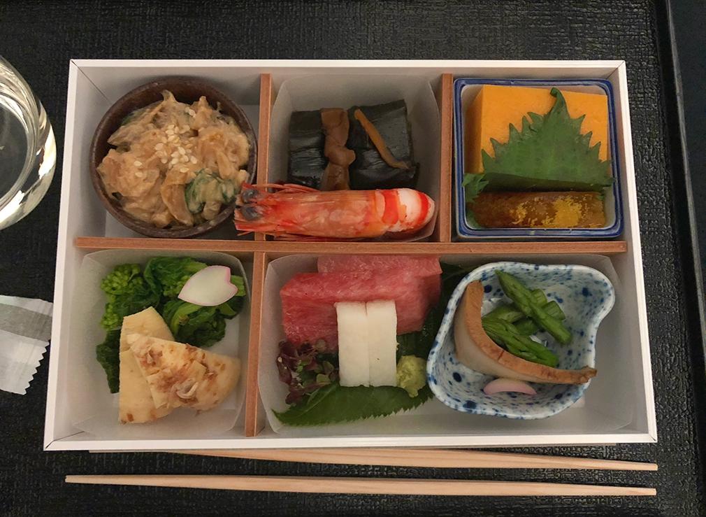JAL Bento Box