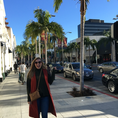 shopping on rodeo drive los angeles