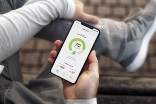 Credit Health iOS app