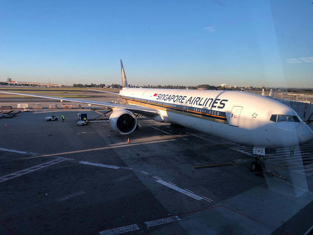 Flight Review: Singapore Airlines New Business Class ...