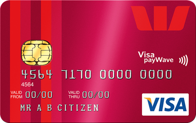 Westpac Low Rate Card low interest