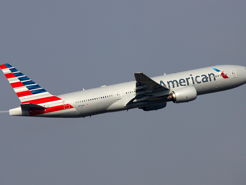 American Airlines hero image