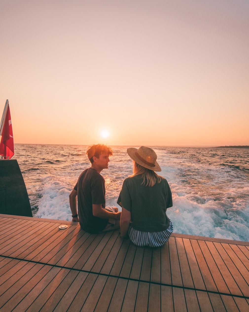 Six senses Kaplankaya private boat