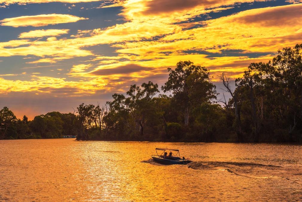 Mildura River