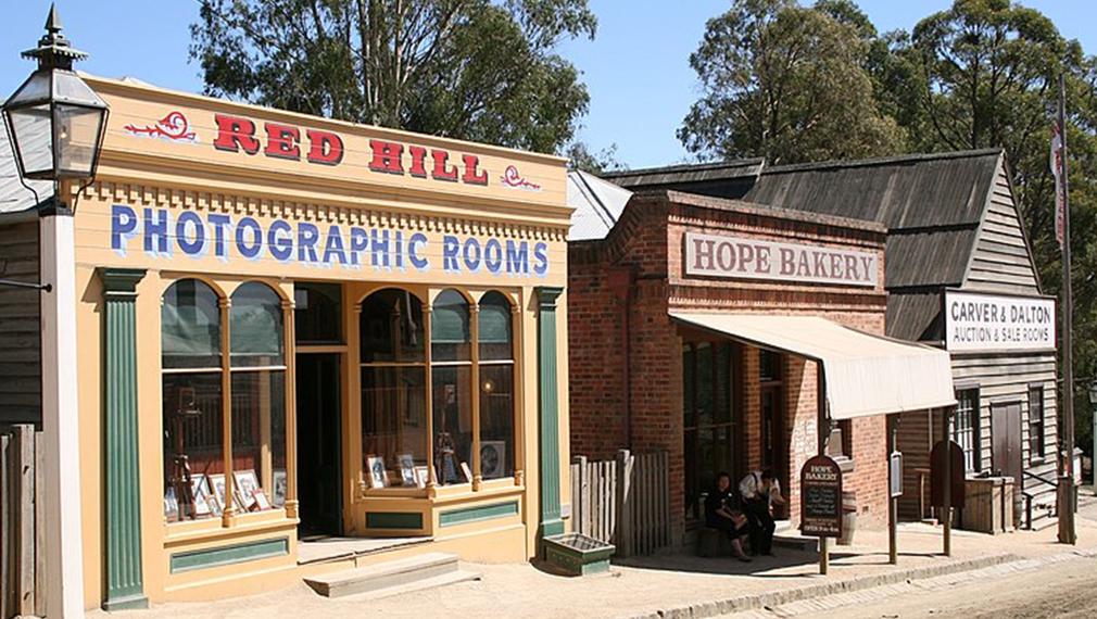 Ballarat Sovereign Hill