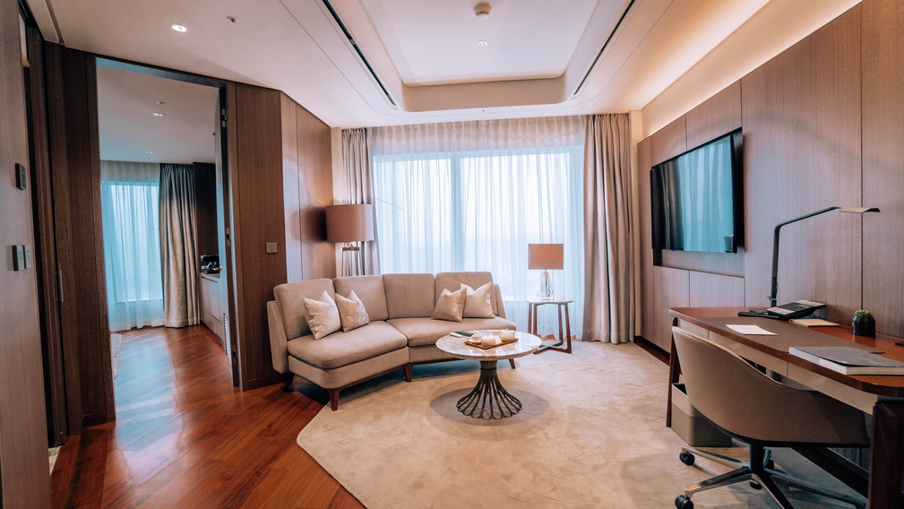 Signiel Seoul room