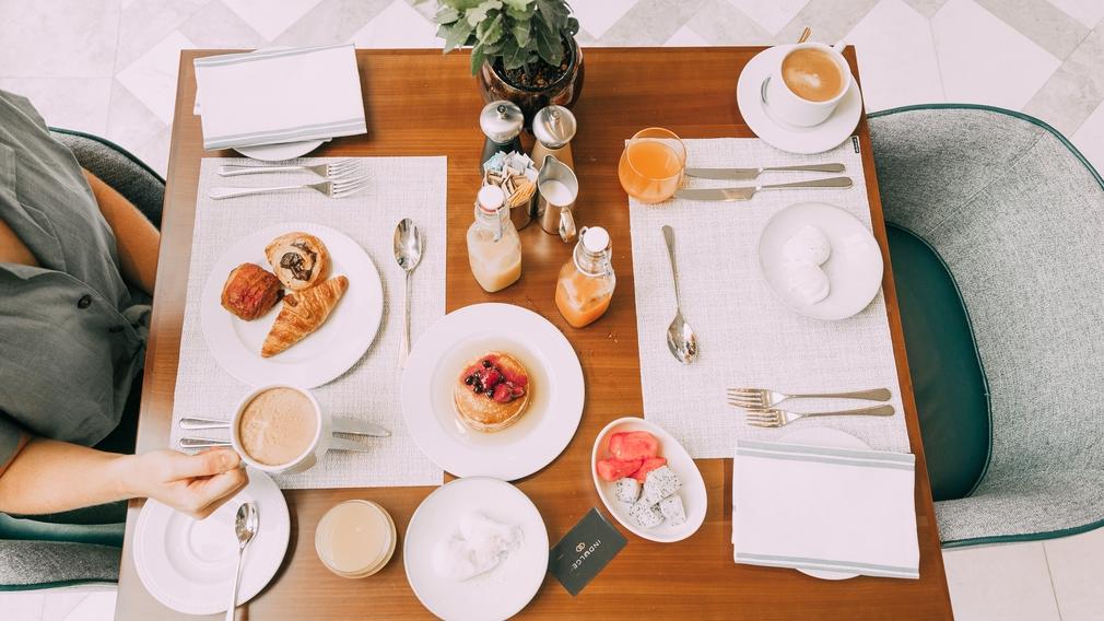 Sofitel Breakfast