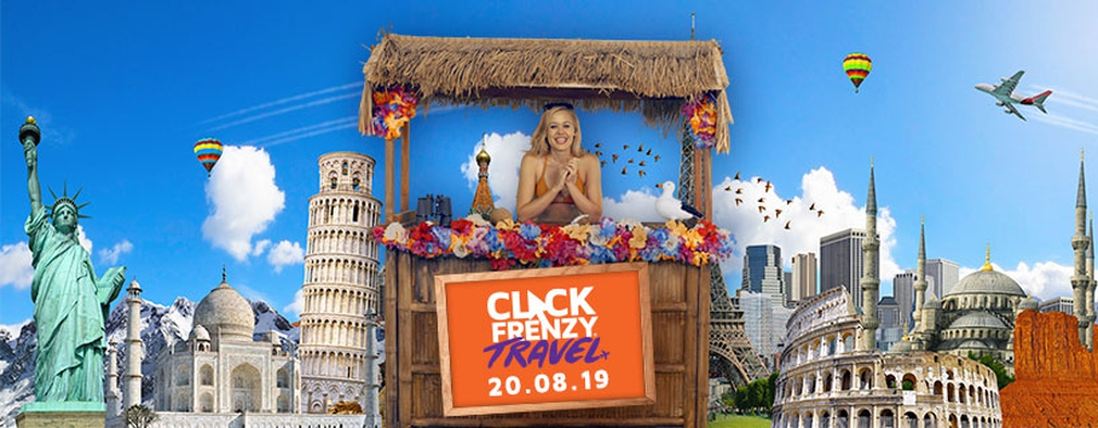 Click Frenzy Travel 2019
