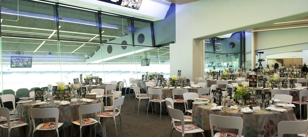 Melbourne Cricket Ground MCG Corporate box