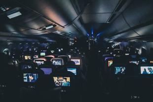Airplane screens