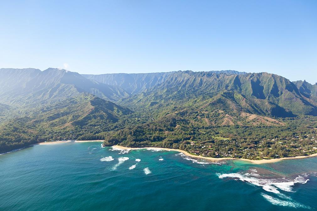One of the ultimate beach getaways in Hawaii