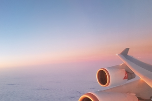 Qantas business review