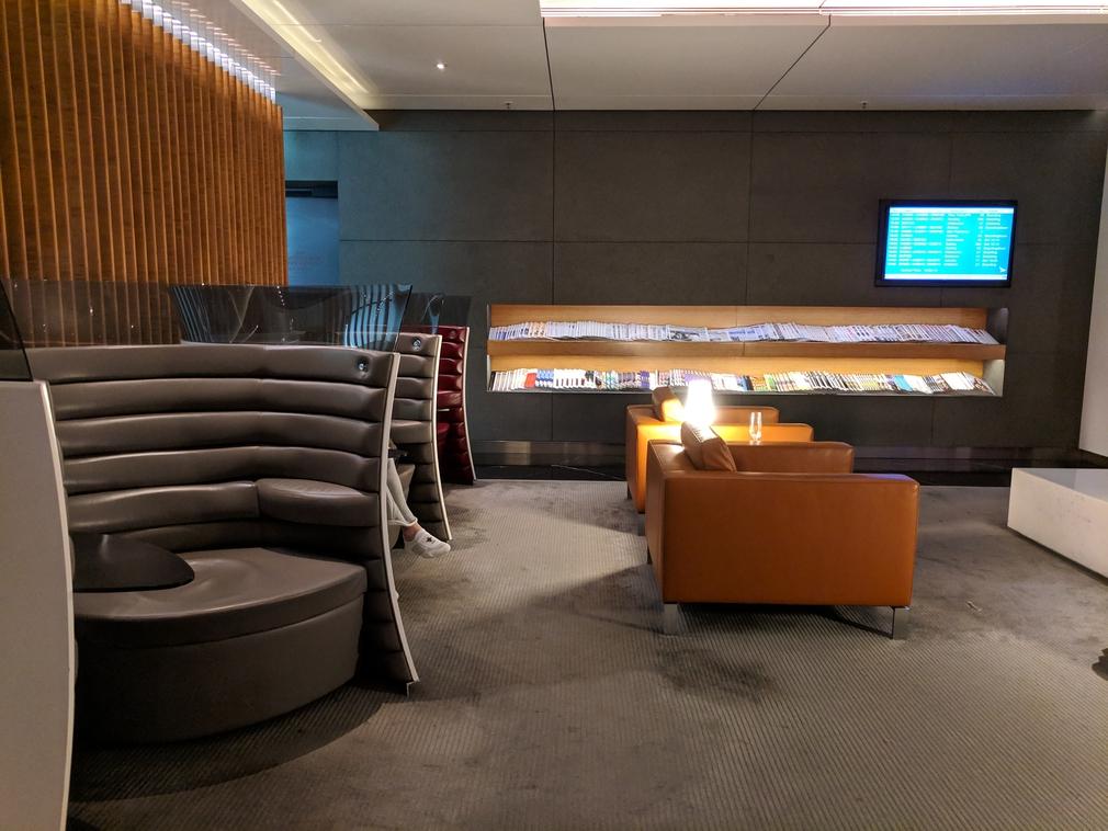Solus chairs at The Wing, Hong Kong