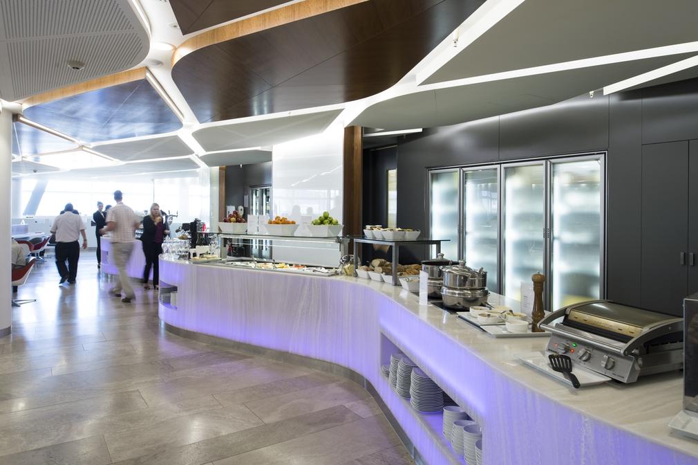 Perth Domestic Virgin Australia Lounge