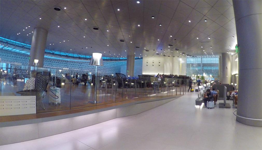 Qatar Al Mourjan Business Lounge