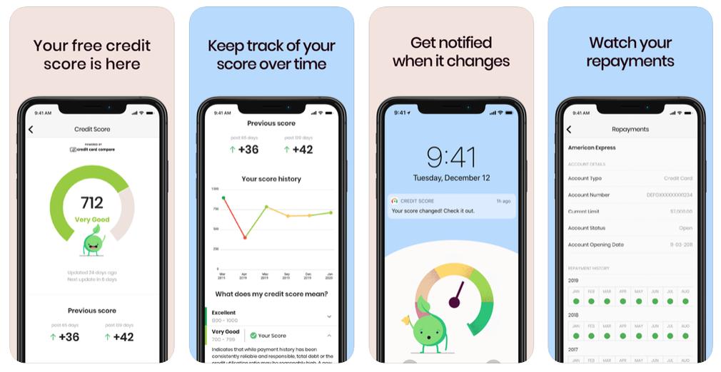 Credit Health App
