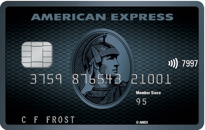 American Express Amex Explorer card