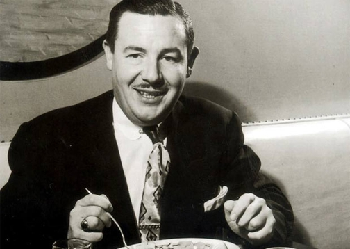 Frank McNamara the inventor of the Diners Club