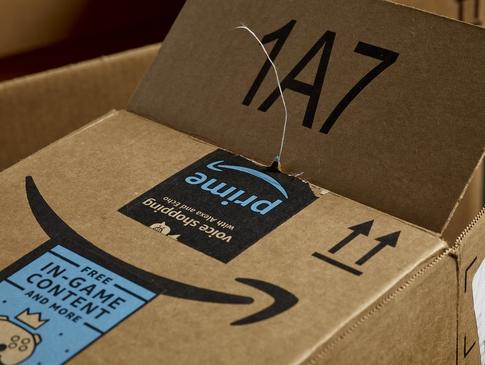 Amazon Prime hero