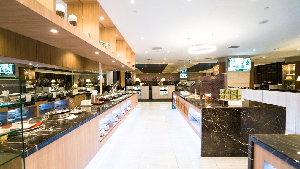SATS Premier Lounge at Changi Airport