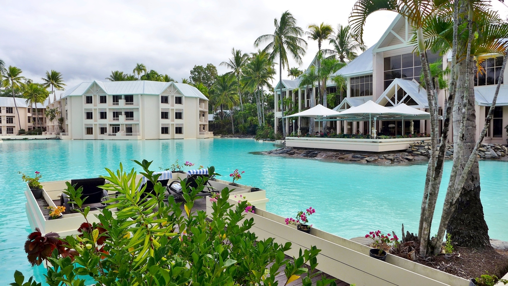 The Sheraton Mirage in Port Douglas, Australia