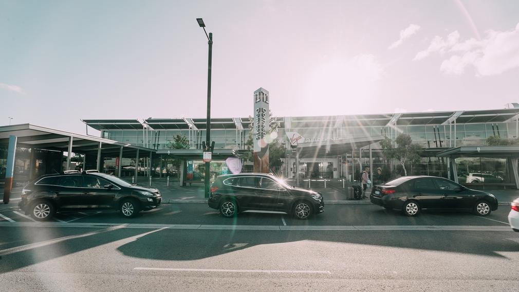 Perth airport Terminal 1