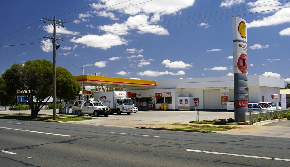 Coles Express Petrol Station