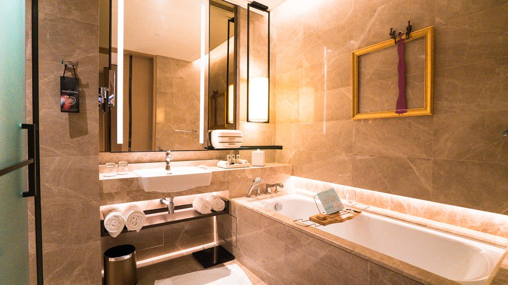 Sofitel City Centre Singapore Bathroom