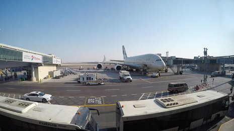 Etihad A380 Review