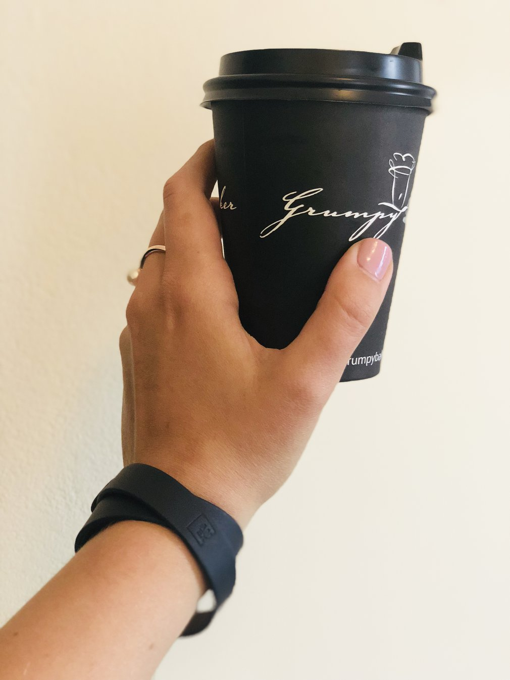Amex Band Coffee Cup