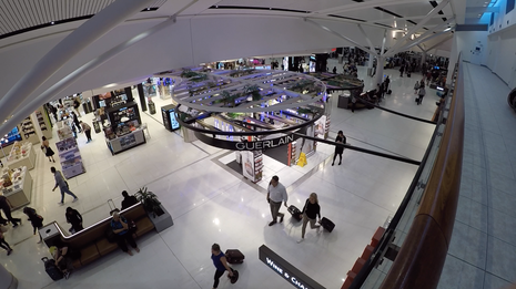 Sydney Airport International Terminal