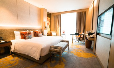 Luxury Layover: A Review of the Sofitel City Centre Singapore
