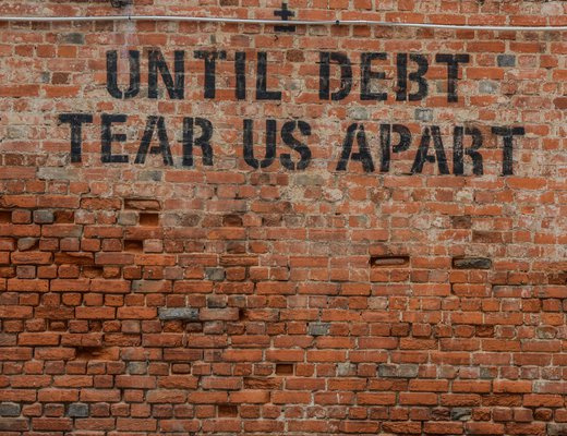debt tear us apart