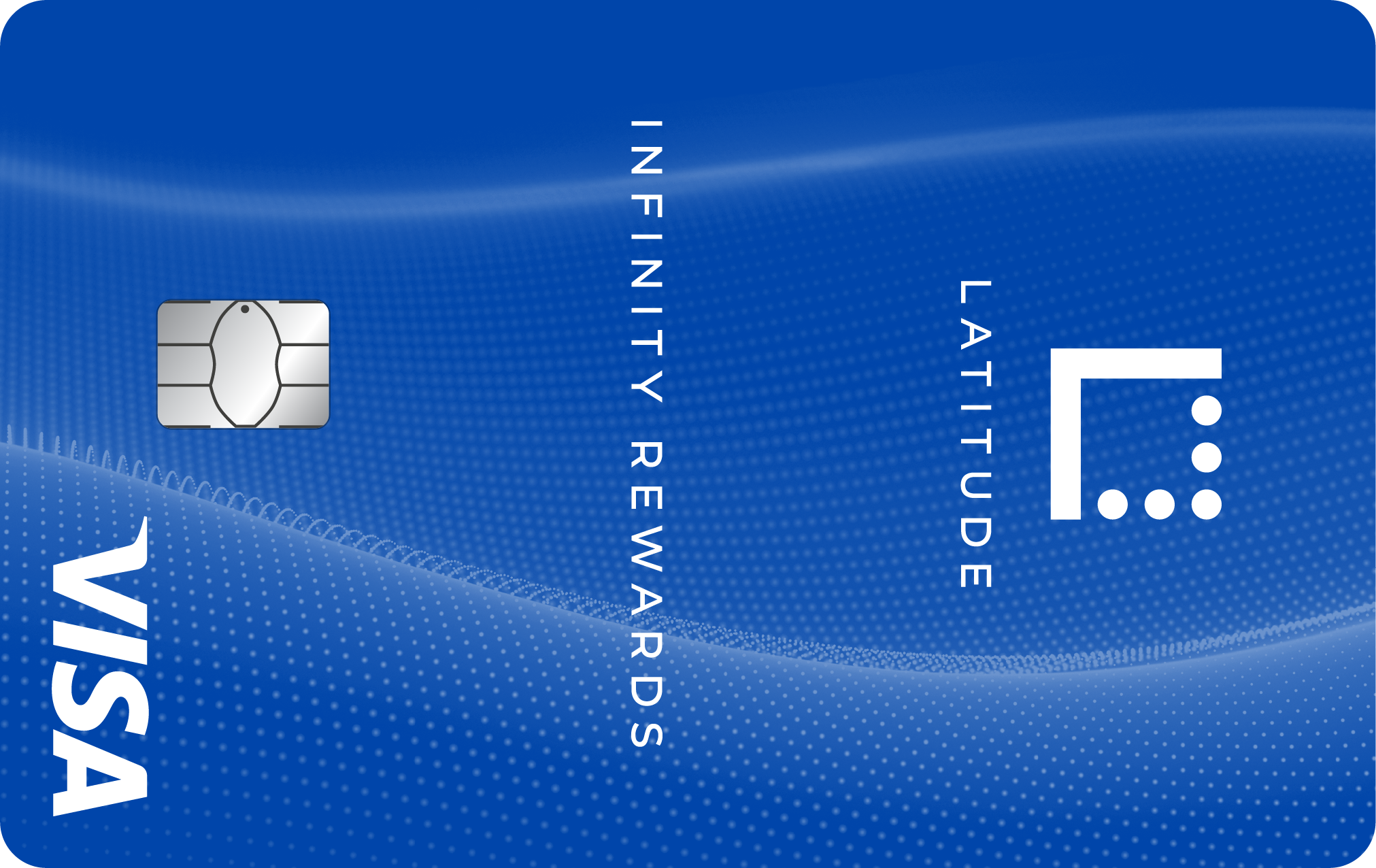 Latitude Infinity Rewards Visa