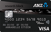 ANZ Rewards Black Credit Card