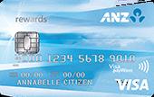 ANZ Rewards Credit Card