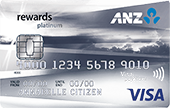 ANZ Rewards Platinum Credit Card