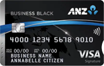 ANZ Business Black Credit Card