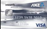 ANZ Rewards Platinum Credit Card