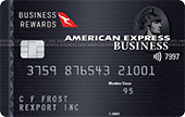 American Express Qantas Business Rewards Card