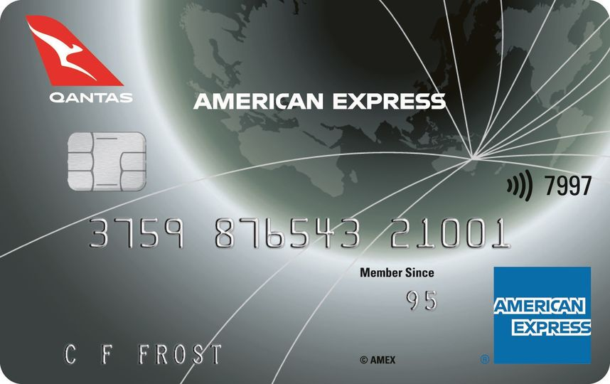 American Express Qantas Ultimate Credit Card