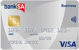 BankSA Business Low Rate Credit Card
